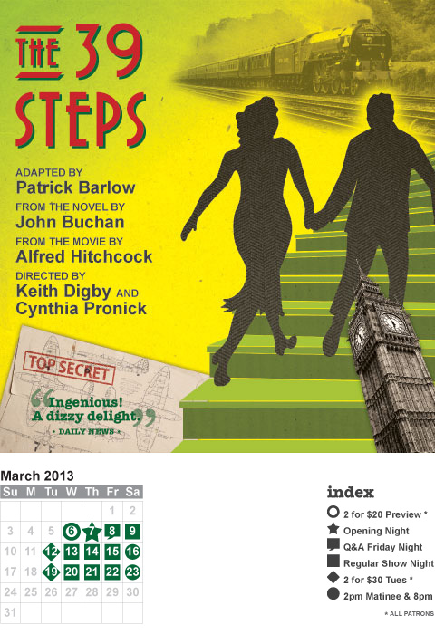 Show 4: The 39 Steps