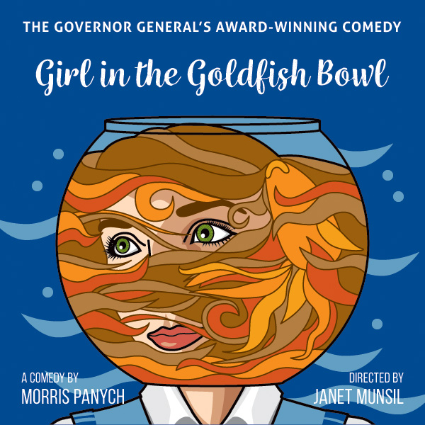 Girl in the Goldfish Bowl